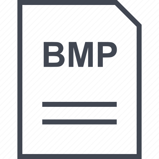 bmp, document, file, name icon