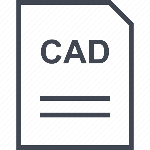cad, document, file, name icon
