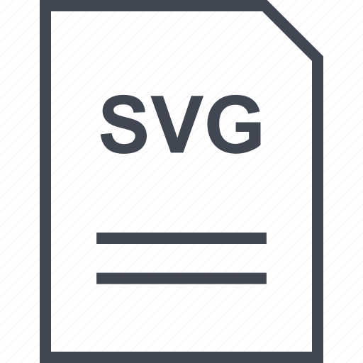 document, file, name, svg file icon