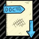 doc, document, file, format