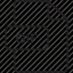 file, gif, guardar, image, save, send, share icon