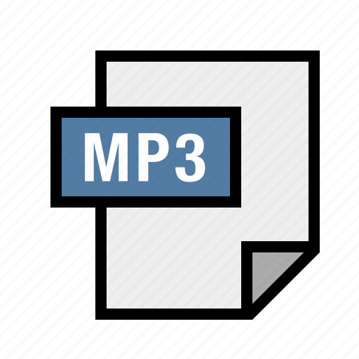 filetypes, movie, mp3, video icon