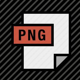 filetypes, image, png icon