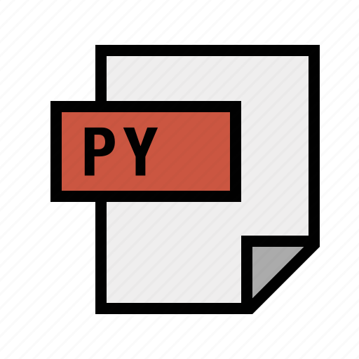 filetypes, py, python icon