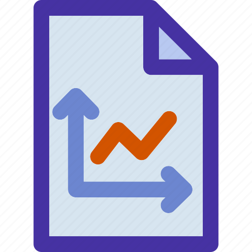 analytic, chart, data, document, file, report, statistics icon