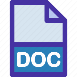 data, doc, document, documents, extension, file, format icon