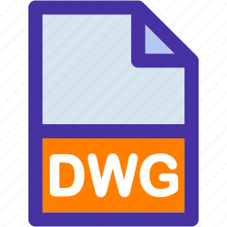 data, document, dwg, extension, file, files, format icon