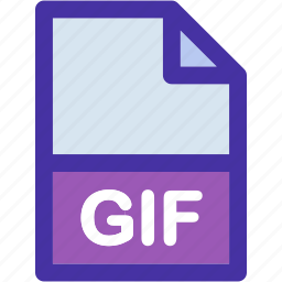 data, document, extension, file, format, gif icon