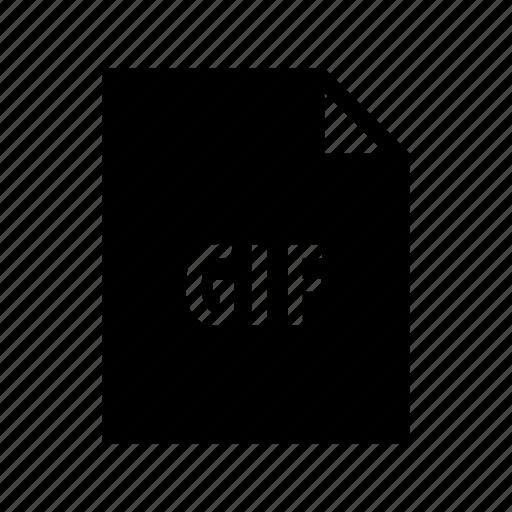 animation, format, gif, graphics, image, interchange icon
