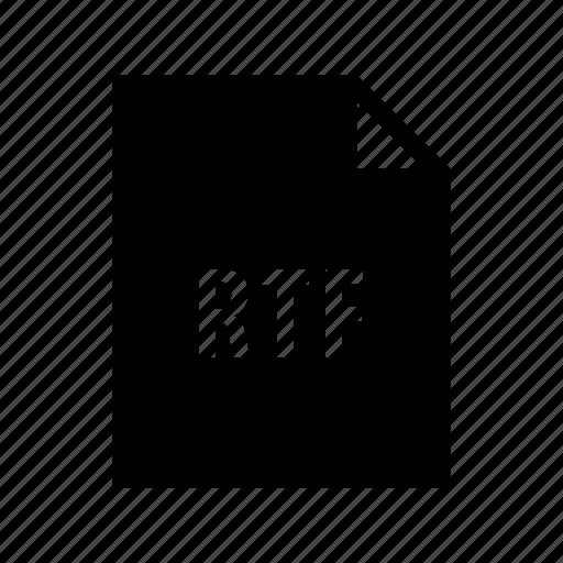 rtf icon