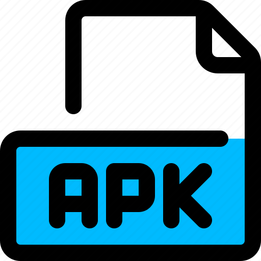 android, apk, file, filetype icon