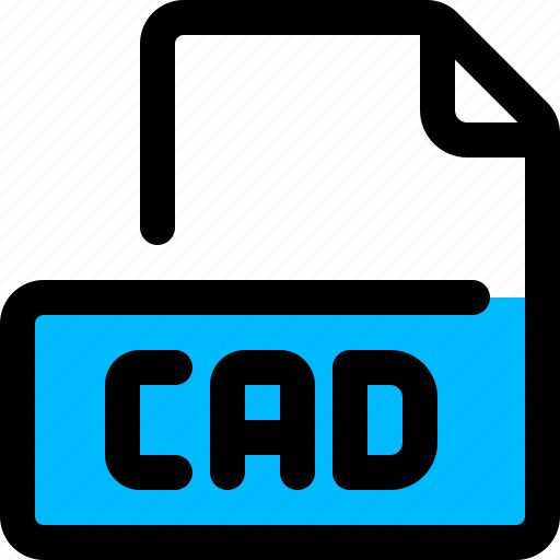 cad, computer aided drafting, file, format icon