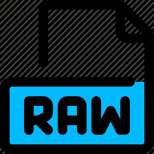 data, file, format, raw icon