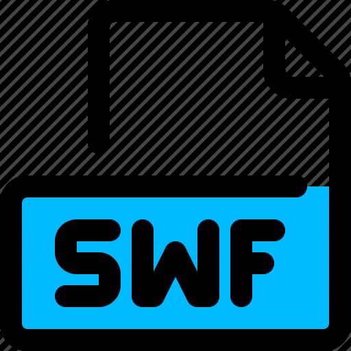 File, filetype, format, swf icon - Download on Iconfinder