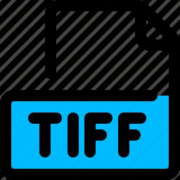 file, filetype, graphic, tiff icon