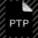 document, file, ptp