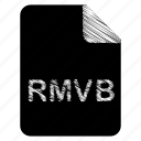 document, file, rmvb