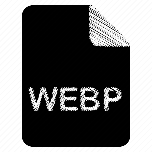 document, file, format, type, webp icon