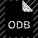 document, file, odb