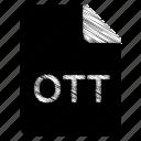 document, file, ott
