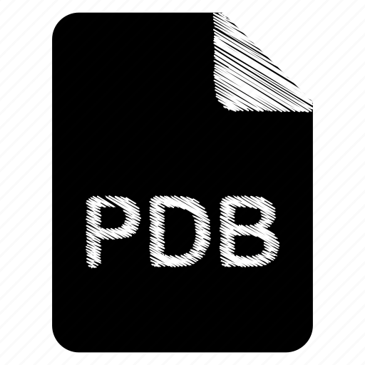 document, file, format, pdb, type icon