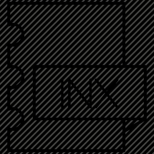 indesign, interchange, inx icon