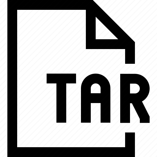 document, file, tar icon