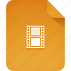 file, movies icon