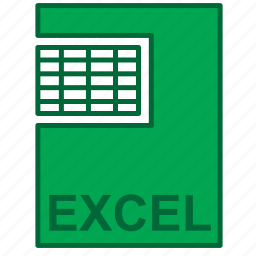 excel, file, office, xls icon