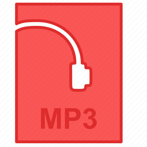 file, listening, mp3, music icon