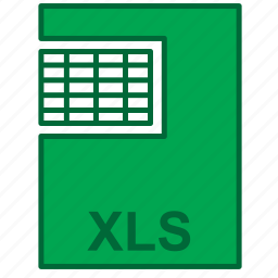 document, file, numbers, office, xls icon