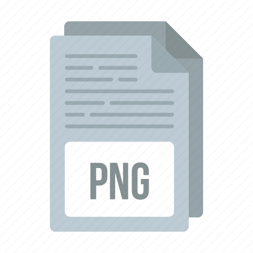 document, extensiom, file, format, png icon icon