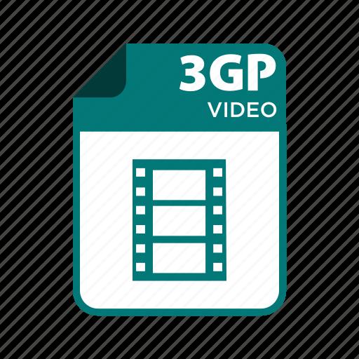 file, icon2, types, video file icon
