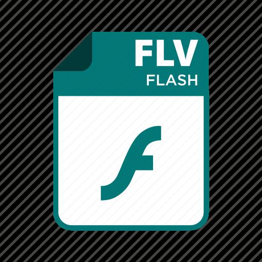file, flash, flv, icon2, types icon