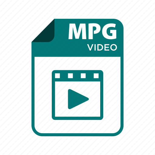 file, icon2, mpg, types, video icon
