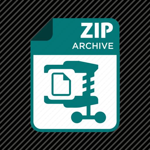 file, icon2, types, zip icon