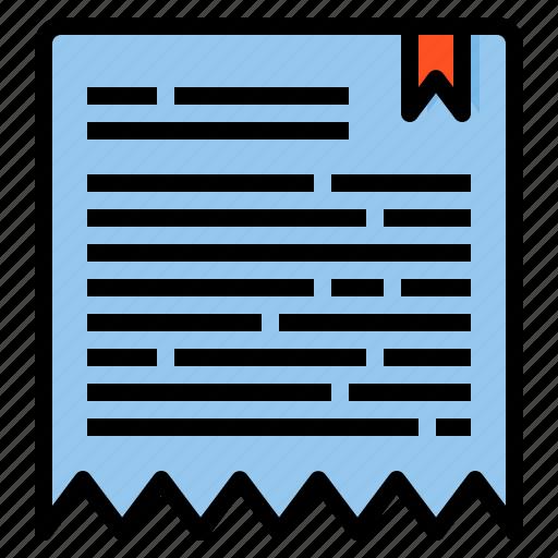 document, error, file, folder, office, paper icon