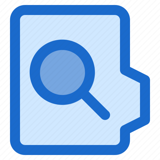 alt, document, file, folder, format, search icon