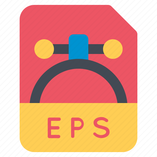 document, eps, file, folder, format icon