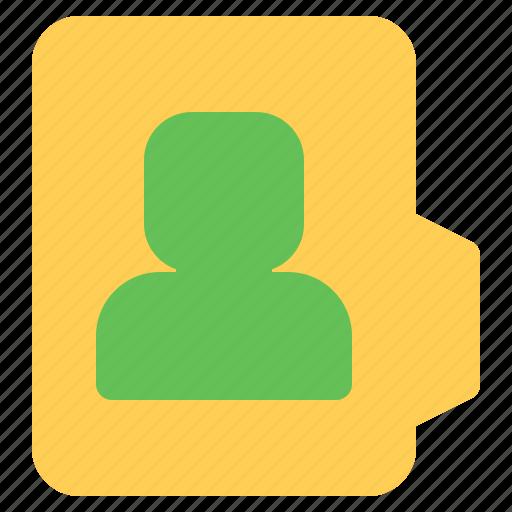 alt, contact, document, file, folder, format icon