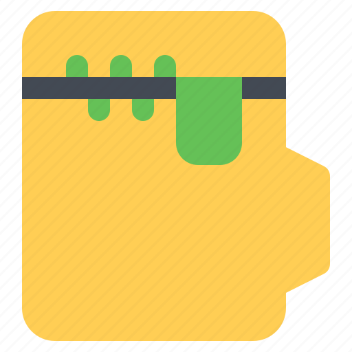 alt, document, file, folder, format, zip icon