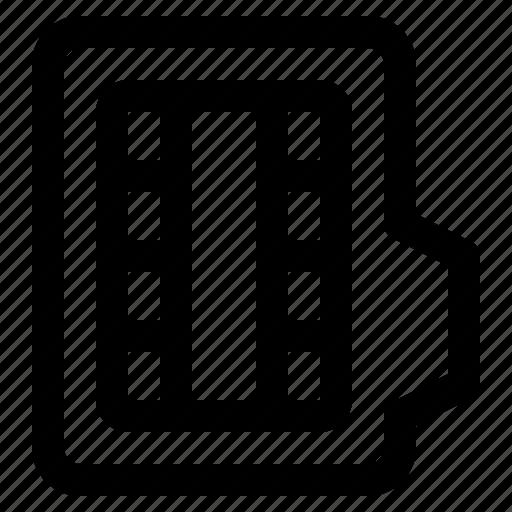 alt, document, file, folder, format, video icon