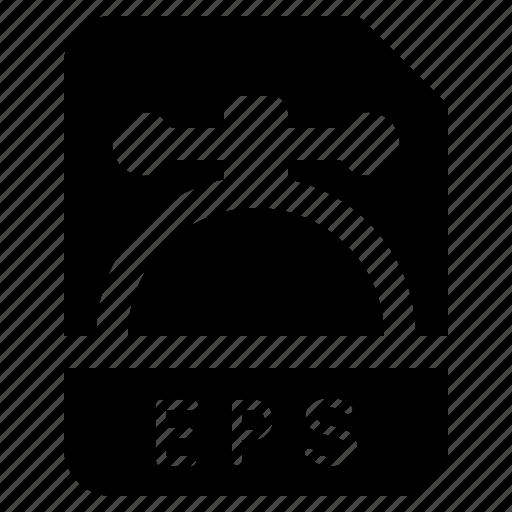 document, eps, file, folder, format icon