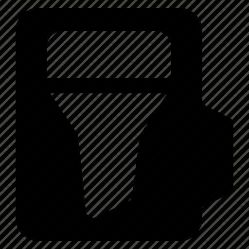 alt, document, file, filter, folder, format icon