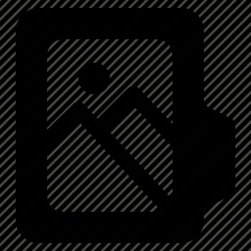 alt, document, file, folder, format, picture icon