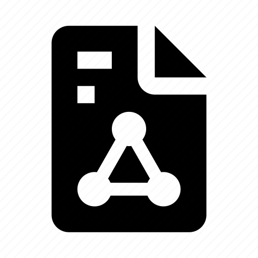 document, file, relations icon