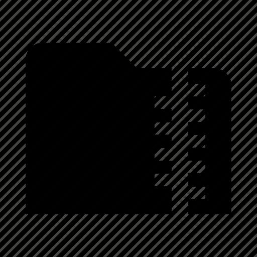 archive, folder, rar, zip icon