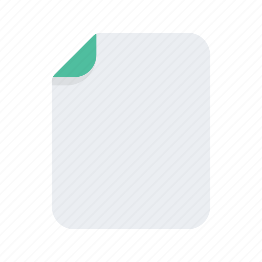 document, extension, file, files, format, page icon