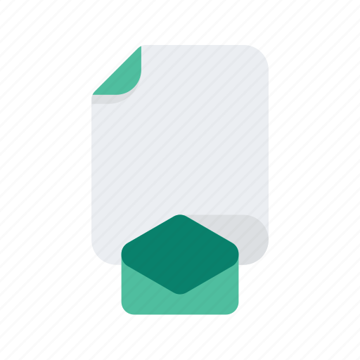document, email, file, files, format, mail, message icon
