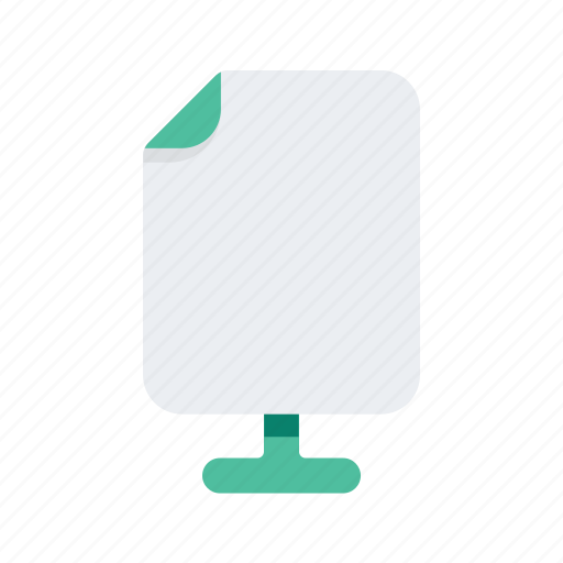 document, file, files, format, network, share icon
